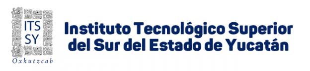 Instituto Tecnológico Superior del Sur del Estado de Yucatán